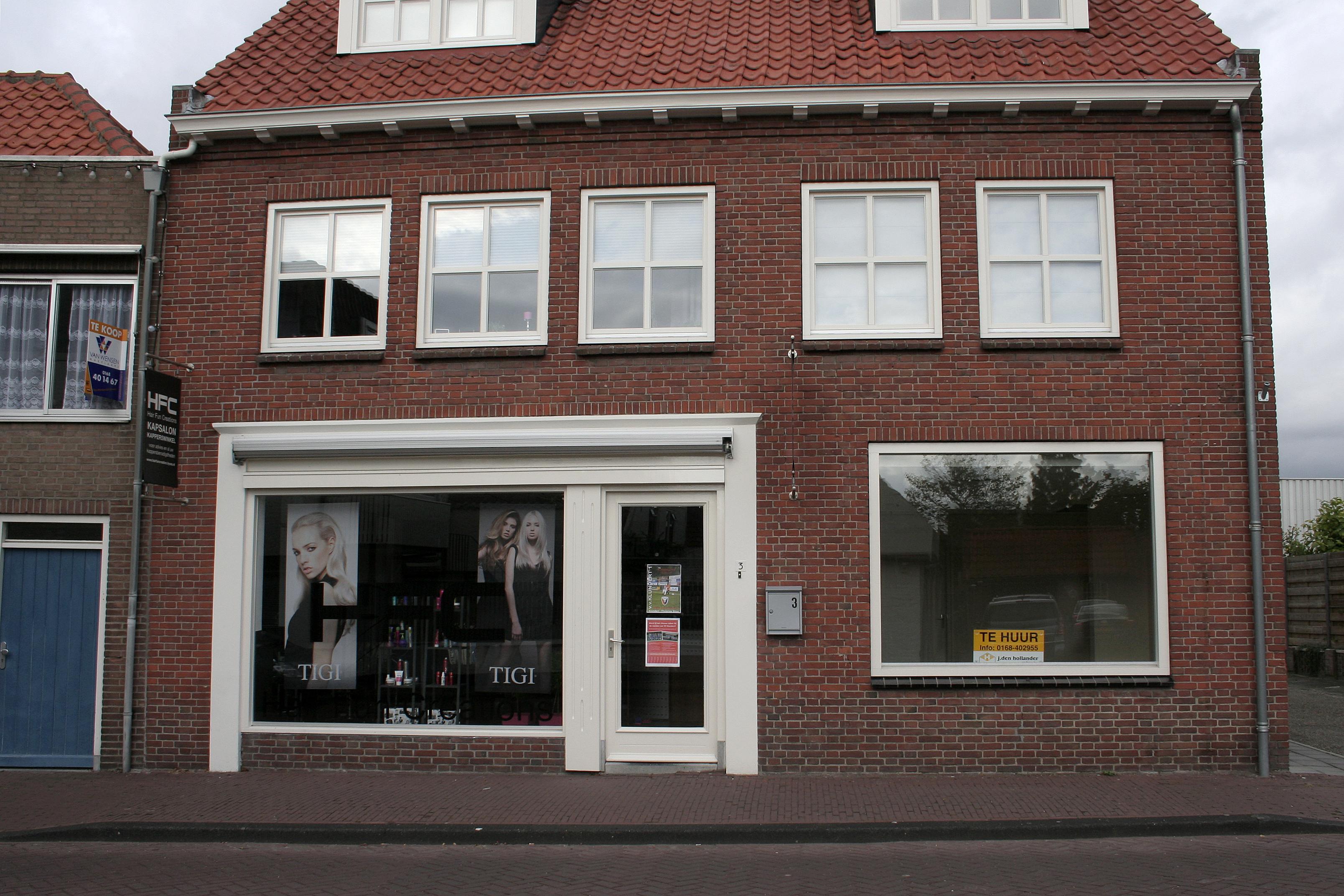 Winkels in Klundert